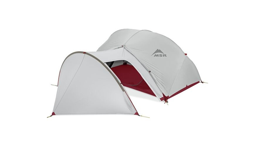 MSR Hubba Gear Shed V2 Lt Grey